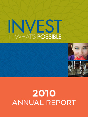CFCS Annual Report 2010