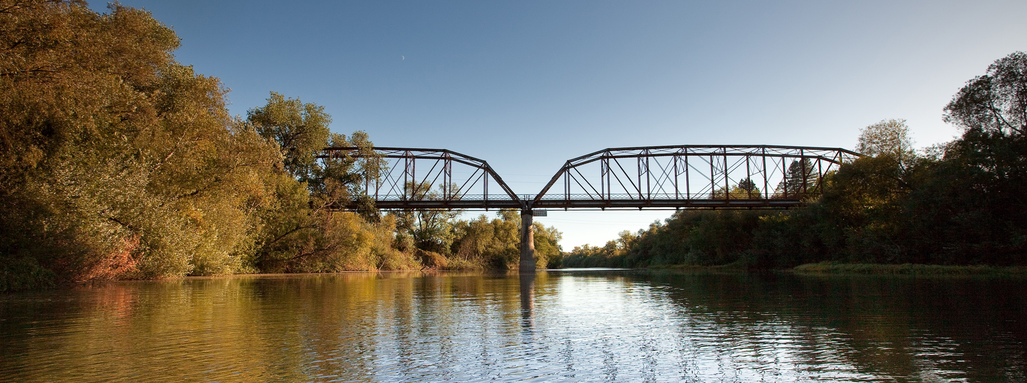 Healdsburg Memorial Bridge