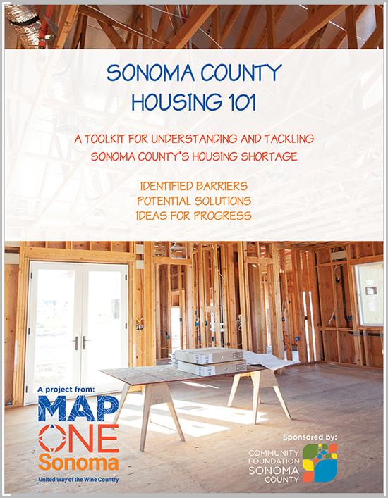 Sonoma County Housing 101 Toolkit