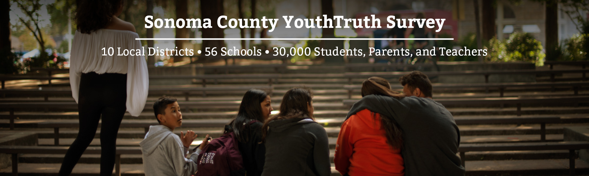 The Sonoma County YouthTruth Survey
