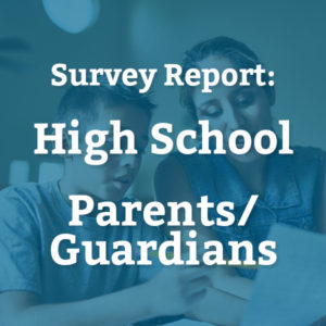 Family Survey: High Schools