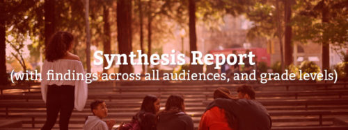 Synthesis Report