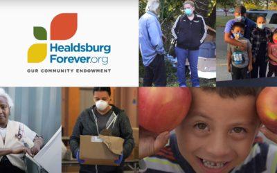 Healdbsurg Forever: Building Hope and Strengthening Community