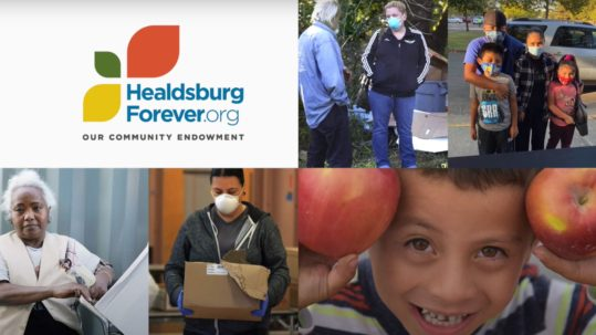 Healdbsurg Forever: Building Hope and Strengthening Community