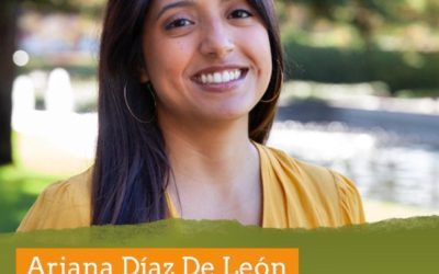 Ariana Diaz De Leon and her role at CFSC as Senior Community Impact Officer