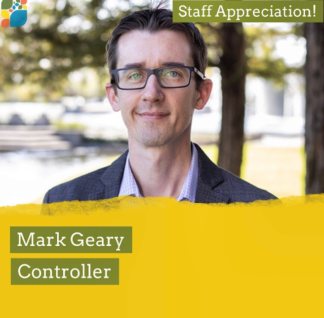 Mark Geary and his role at CFSC as controller