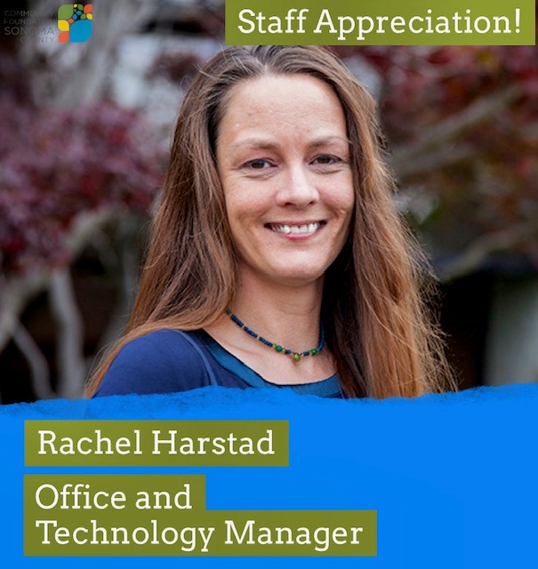 Rachel Harstad and her role at CFSC as Office and Technology Manager